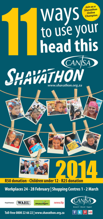 Shavathon 11 Ways Poster Mark Marc