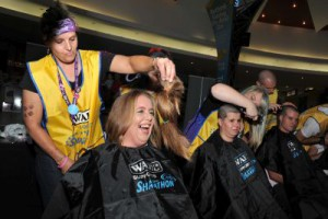 Cresta and East Rand hair donation after
