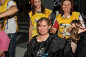 Cresta and East Rand hair donation after 5