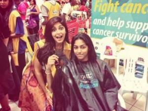 Hair donation 25 cm