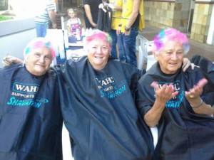 Langeberg Mall 3 Sisters lost husbands to cancer