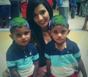 shavathon twins 2 years old