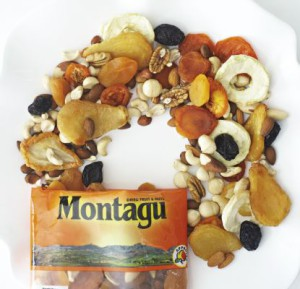 Montagu Dried Fruit and Nuts Hampers