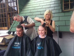Hairs Angels for CANSA 12
