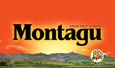 Montagu Dried Fruit & Nuts Logo