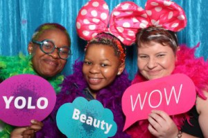 Another Fun Event brought to you by PhotoBoothSA!!!