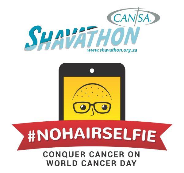 CANSA Shavathon + WCD Ggain